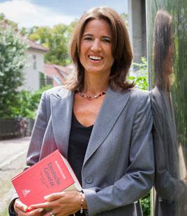 Bild: Fachanwältin für Familienrecht Sandra Kleber